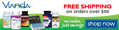 Vianda Natural Vitamins, Minerals, and Herbal Supplements