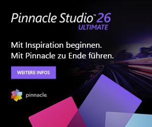 Neu! Pinnacle Studio 21 Ultimate (DE)