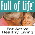 FullOfLife.com ,feature health aids and home-helpers, products to improve sleep, allergies and pain relief for active, health-conscious seniors.