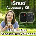 iPod accessory kit