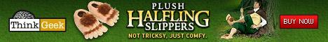 Halfling Slippers