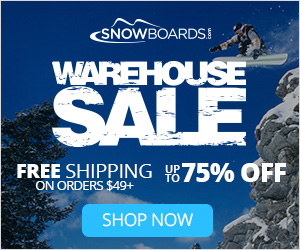 Snowboards.com | The Ultimate Online Board Shop With 100% Low Price And Satisfaction Guarantees!