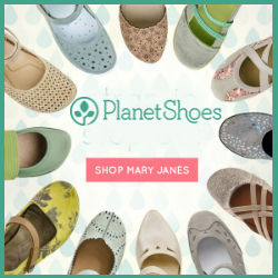Strap in and step out in Mary-Janes at PlanetShoes!