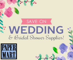 PaperMart_Save on Wedding and Bridal Shower Supplies!  Craft Directory image 8307956 12894866