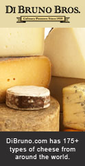 175+ Gourmet Cheeses from Around the World at DiBruno.com