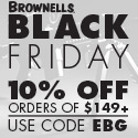 Brownell's Black Friday Sale