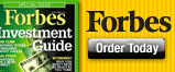 Subscribe now to Forbes Magazine!