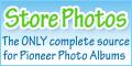 Pioneer Photo Albums & Scrapbooks