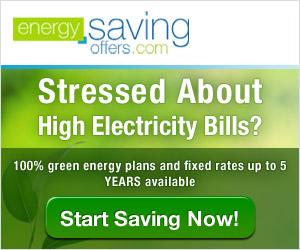 Energy Saving Offers