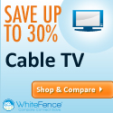 WhiteFence Cable TV