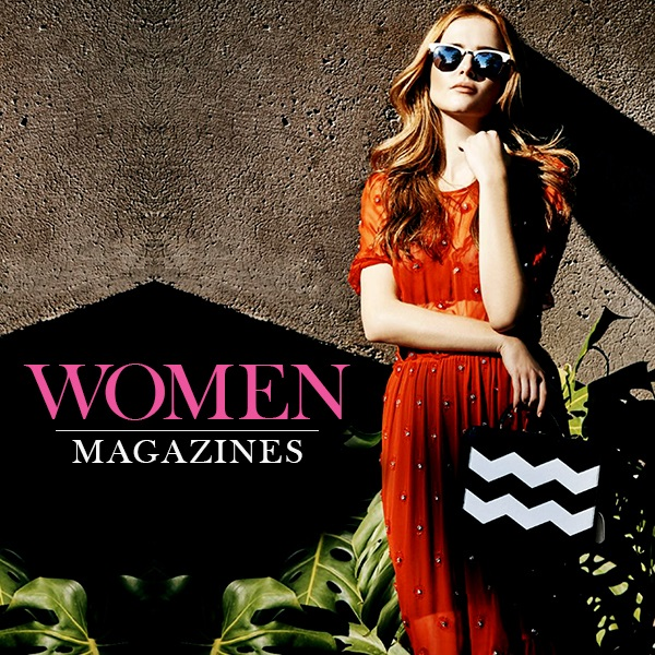 EVERGREEN: Women's Magazines