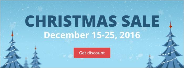 X-Cart Christmas sale