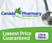 Lowest Price on Canadian Drugs Guaranteed