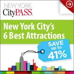 New York CityPass - пропуск на 6 самых популярных достопримечательностей Нью-Йорка, действует 9 дней или в течение выходных дней - купить онлайн!