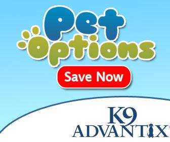 Visit PetOptions.com