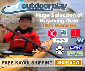 Outdoorplay.com - Free Kayak Shipping on order
