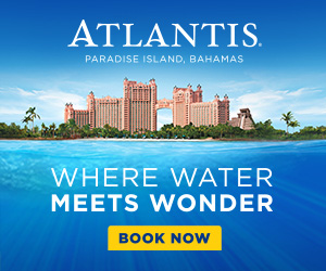 Atlantis Bahamas From $199 a Night with $300 Airfare Credit & Free Dolphin Interaction