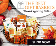 Shop the Best Selling Gift Baskets for Thanksgiving at TheBestGiftBaskets.com