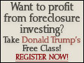 Free Trump Foreclosure Investing Classes