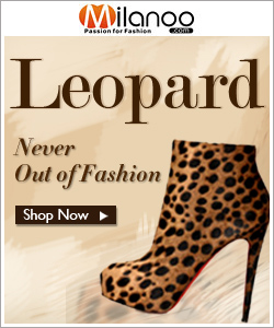 Fashion Leopard at Milanoo