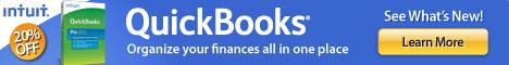 Quickbooks 20% off coupon