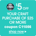$10 off $75 Crafts with Coupon C77169