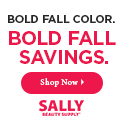 Sally Bold Fall Savings_125x125