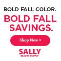 Sally Bold Fall Savings_125x125