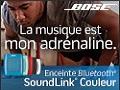 NOUVEAUTÉ: Livraison gratuite sur l'Enceinte Bluetooth® SoundLink® Couleur.