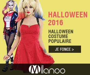 Halloween Costume populaire