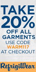 120x240 Garments 20% Off Coupon - Ends March 31st