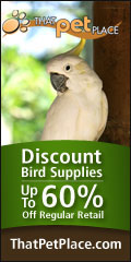 Bird Supplies at ThatPetPlace.com