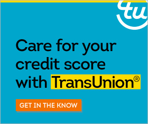 $1 Offer - TransUnion Credit Monitoring - Surprise 300x250