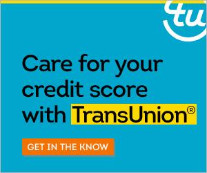 $1 Offer - TransUnion Credit Monitoring - Surprise 300x250