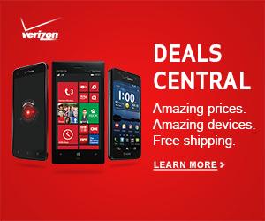 Verizon Wireless Holiday Deals