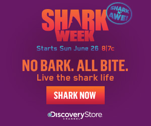 Shop official SHARK WEEK merch and gear at the Discovery Channel Store Now!