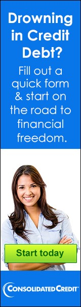 Drowning in credit debt?