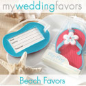 Wedding favors and bridal shower favors