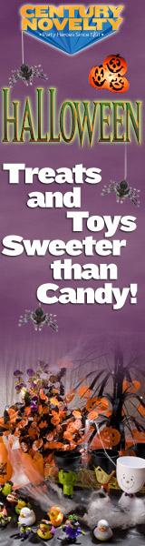 Century Novelty - Halloween Party Supplies
