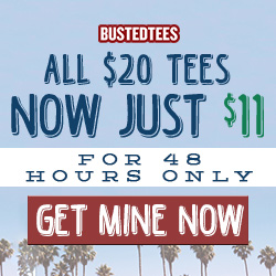 BustedTees - Honey Badger Don't Care