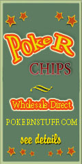 Poker Chips Wholesale
