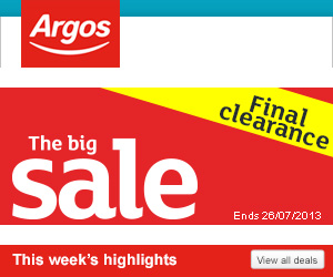 Free �50 Argos voucher with any Dyson upright...