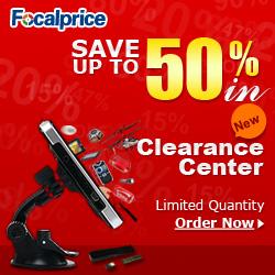 Save Money, FocalPrice Clearance Center