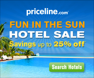 Fun in the Sun Hotel Sale & 5% Coupon Reminder!