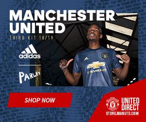 Manchester United 2018/19 Third Kit