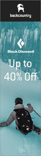 25%+ Off Black Diamond Gear & Clothing