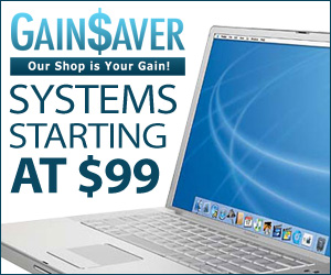 Apple Systems starting at $99