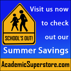 Unlock Summer Savings at Academic Superstore
