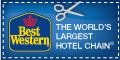 Deals on Best Western: Up to 50% off Hotel Rooms + Free High Speed Internet + Free Night