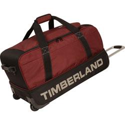 Timberland Loudon 26 inch Wheeled Drop Bottom Duffle